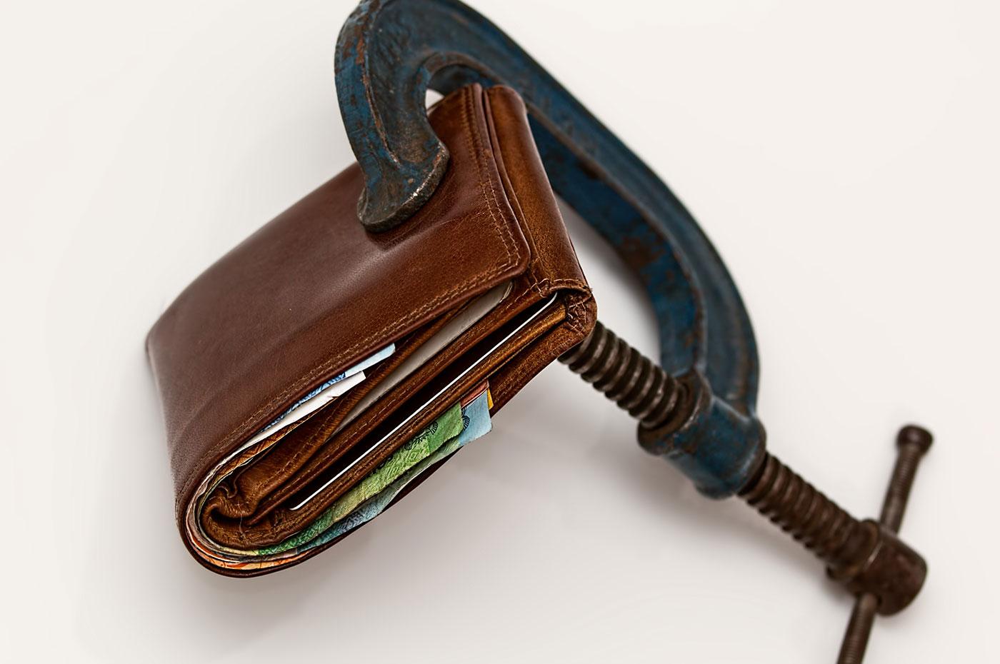Trudna sytuacja finansowa
